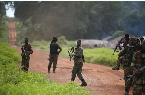 Centrafrique : Amnesty International cible des criminels