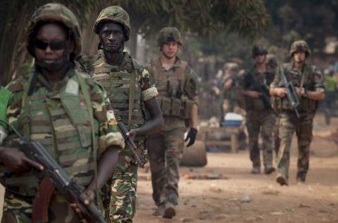 RCA: flambée de violence dans le quartier PK5 de Bangui