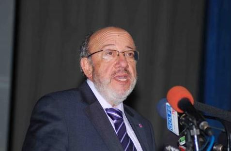 Louis Michel optimiste en l'avenir de la RCA