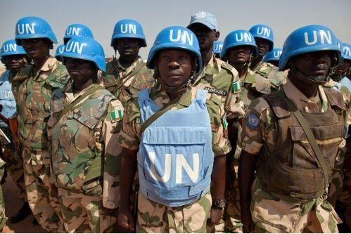 Le Rwanda déploie des casques bleus en Centrafrique