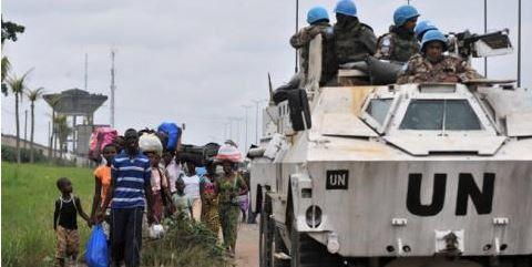 Lu pour vous : Casques bleus en Centrafrique: une présence indispensable de l'ONU?