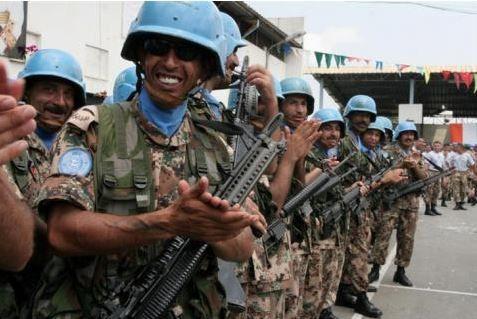Lu pour vous : Centrafrique : quel que soit l'uniforme, la défense des intérêts impérialistes