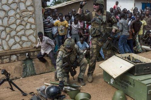 Lu pour vous : Un sas de décompression vient d'ouvrir à Dakar pour les soldats de retour de Centrafrique