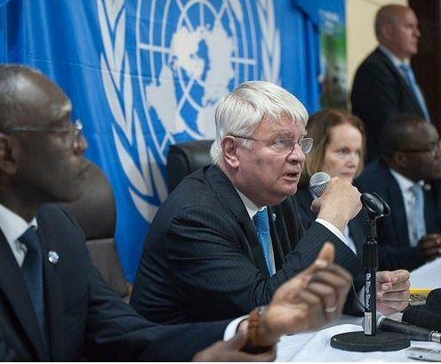 Bangui: la MINUSCA promet la fin de l'impunité en Centrafrique