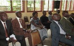 Le PM centrafricain vante les vertus du dialogue social