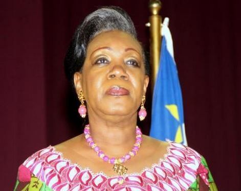 ALLOCUTION DE MADAME CATHERINE SAMBA-PANZA, CHEF DE L'ETAT DE LA TRANSITION