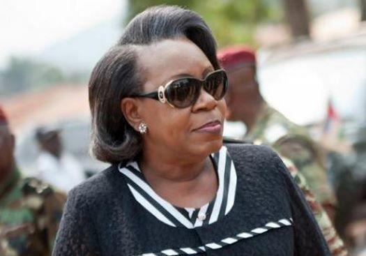 Lu pour vous : Catherine Samba-Panza : « Le peuple centrafricain n'est pas oublié »
