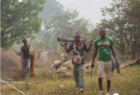Centrafrique: accrochage entre Antibalaka et l'armée camerounaise à Beleko