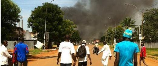 CENTRAFRIQUE : Retour sur 48 heures de violence à Bangui
