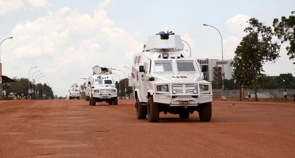 RCA : Bangui paralysée après plusieurs jours de tension
