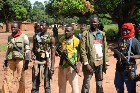Centrafrique: six miliciens anti-balaka tués à Bangui par les forces internationales