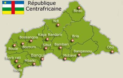 Les tueries à Bambari et la transition à la Une à Bangui