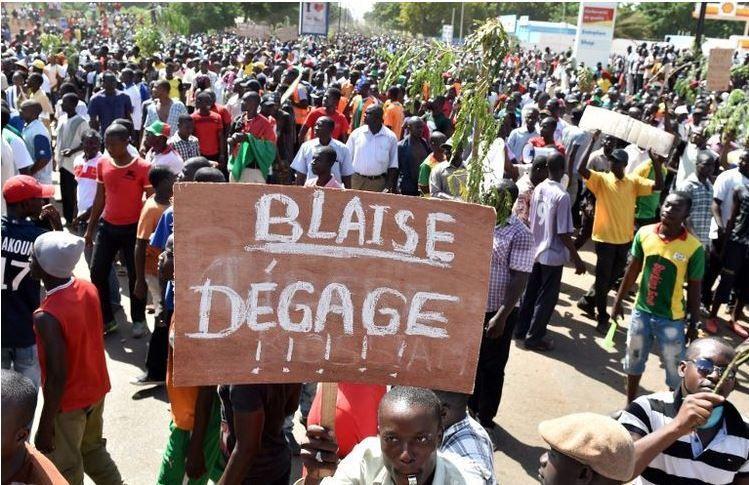 Jeudi noir à Ouagadougou, affrontements entre manifestants et forces de l'ordre
