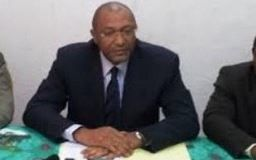 Un responsable de la FIFA en visite de travail à Bangui