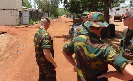 Spa: le 12/13e de Ligne doit renoncer à une mission en Centrafrique faute de crédits