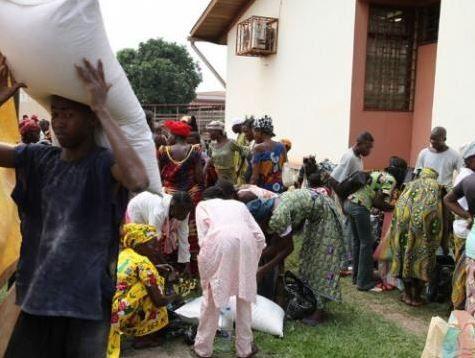 Des organisations humanitaires préviennent d'un risque d'insécurité alimentaire