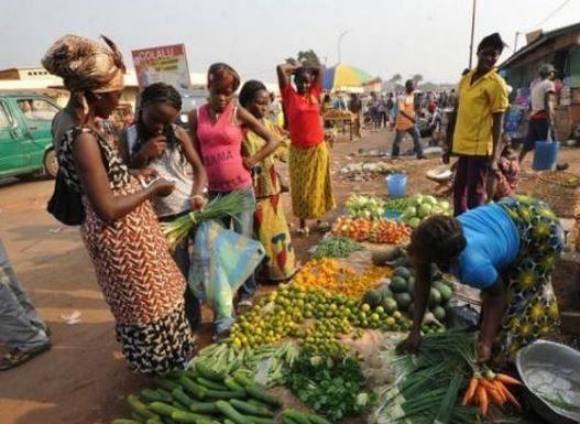 Lu pour vous : Centrafrique : la vie de plus en plus chère