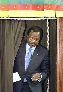 Commémoration ce jeudi des 32 ans de Paul Biya au pouvoir