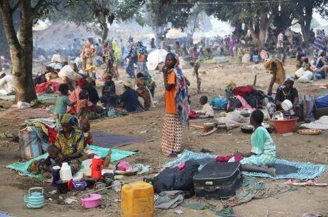 Lu pour vous : Des réfugiés centrafricains au Cameroun sensibilisés pour la présidentielle de 2015