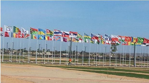 Sommet de la Francophonie: 22 présidents dont François Hollande arrivés à Dakar