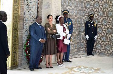 Lu pour vous : Le Mausolée Omar Bongo Ondimba officiellement présenté