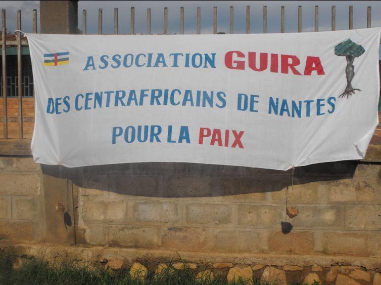 Annonce de l'Association GUIRA de Nantes