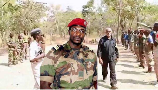 RCA : Le mercenaire belgo-congolais François Toussaint a été extradé de Bangui