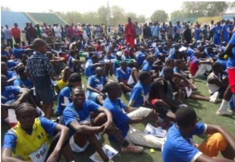 Un semi-marathon pour la paix en Centrafrique
