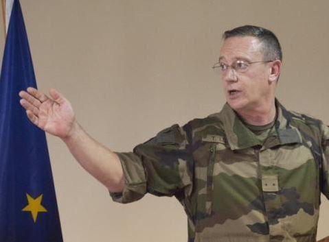 Départ du commandant de l'Eufor-RCA