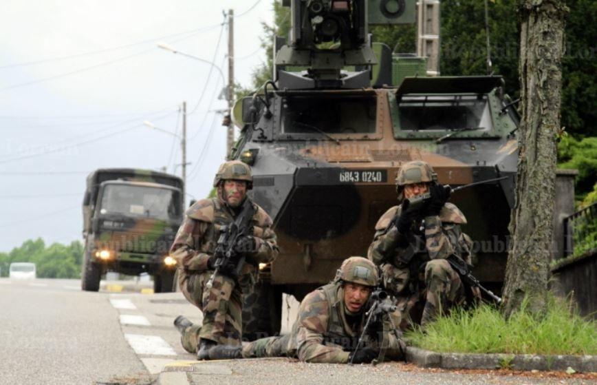 Armée : Deux militaires de Sarrebourg blessés en Centrafrique