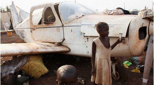 Lu pour vous : Centrafrique : quel avenir pour les déplacés du camp de Mpoko ?