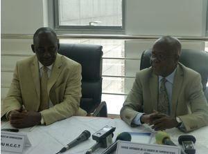 Régulation des médias : la Centrafrique sollicite l'expertise du Congo