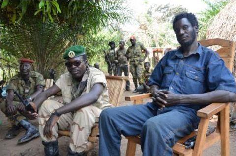 RCA : le général Arda prend le contrôle de la Haute-Kotto