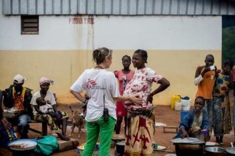 Grâce à MSF, les victimes de viol peuvent être mieux soignées à Bangui