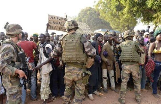 Les profondes blessures invisibles des soldats français de Sangaris
