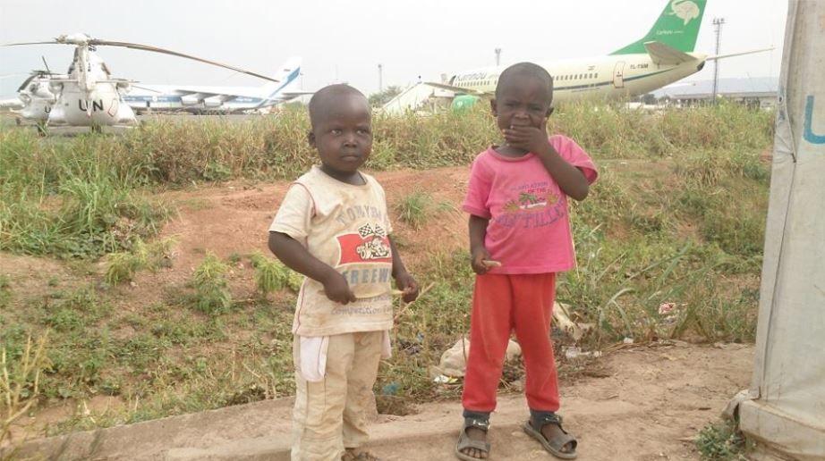 Bangui : Les déplacés du site de M'Poko disent être abandonnés par les humanitaires