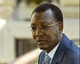 Arrivée à Yaoundé d'Idriss Deby, pour le sommet de la CEEAC sur le terrorisme