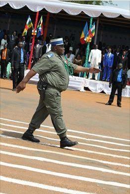 Braquage à Bangui : un véhicule de la gendarmerie volé