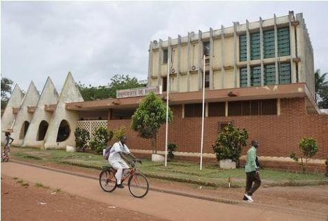 Vive tension ce mardi à l'université de Bangui