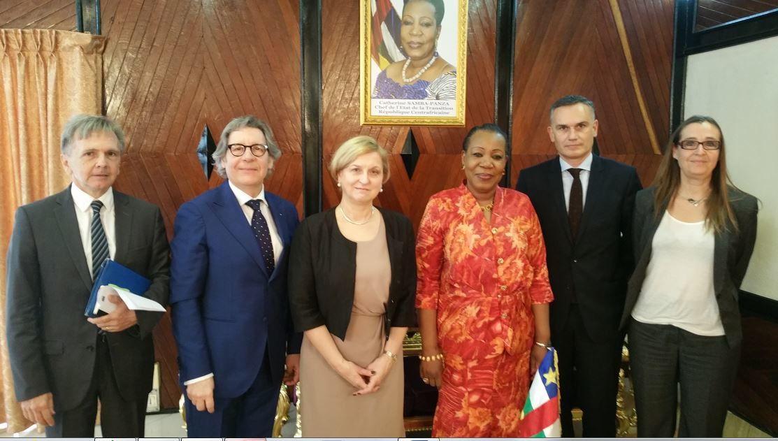 Le soutien européen en Centrafrique ne doit pas faillir (Anna Fotyga)