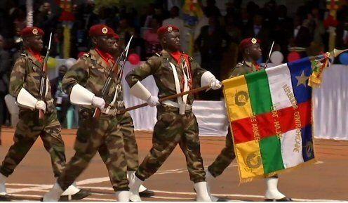 Où est-elle donc l'Armée du Centrafrique par Bambote Makombo