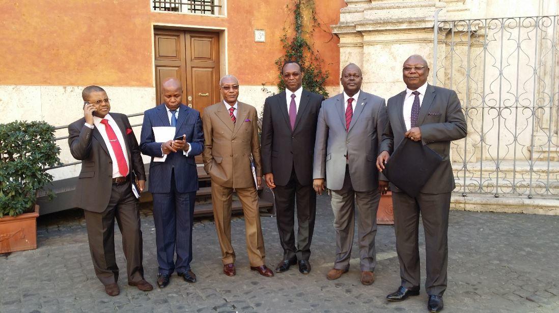 Lu pour vous : La Belgique invitée à rester attentive à la Centrafrique