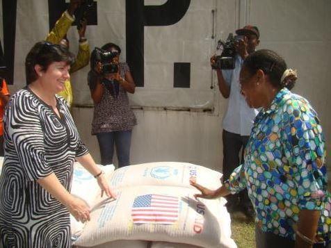 Action humanitaire : 490 tonnes de vivres destinés aux réfugiés centrafricains