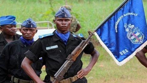 Centrafrique/Bangui : La gendarmerie et la police se mettent ensemble pour la sécurisation de la RCA