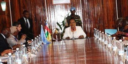 Une mission de l'ONU en Centrafrique