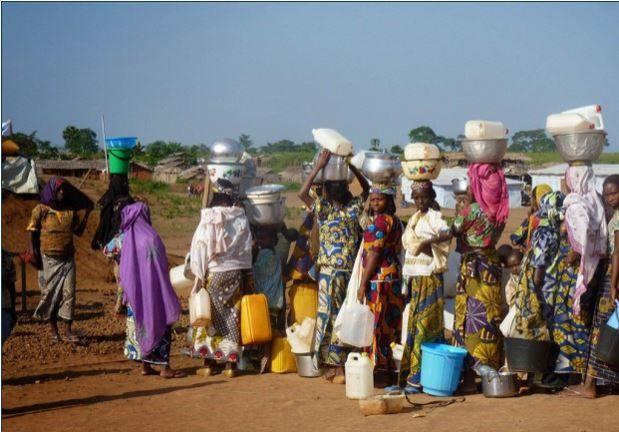 Lu pour vous : Des Centrafricaines réfugiées au Cameroun racontent leur histoire
