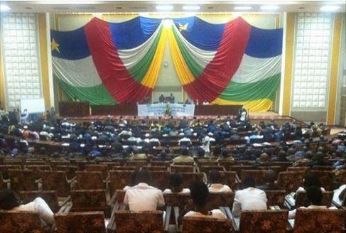 Forum de Bangui : le CNT exige l'annulation des décrets