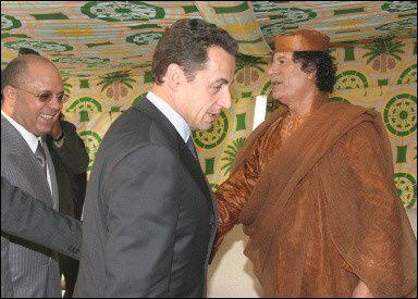 Lu pour vous : AFRIQUE : Quand les prédictions du colonel Kadhafi se réalisent