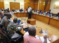 Centrafrique/Bangui : Signature d'un accord d'engagement entre le gouvernement et les groupes armés