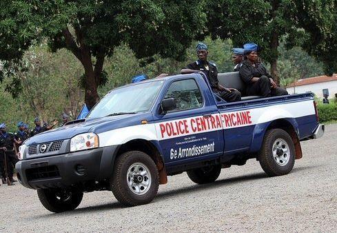 COMMUNIQUE DE PRESSE N°002 du COLLECTIF DE LA POLICE CENTRAFRICAINE